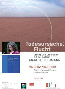 Veranstaltung mit Herausgeberin Anja Tuckermann und der Aktionsgemeinschaft Faire Welt e.V. @ Stadtbibliothek Weimar | Weimar | Thüringen | Deutschland